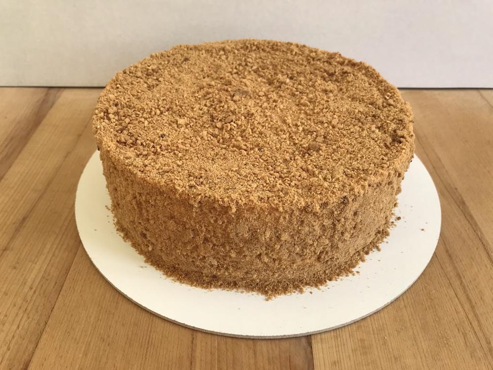 Торт медівник | Рецепт | Торт на замовлення