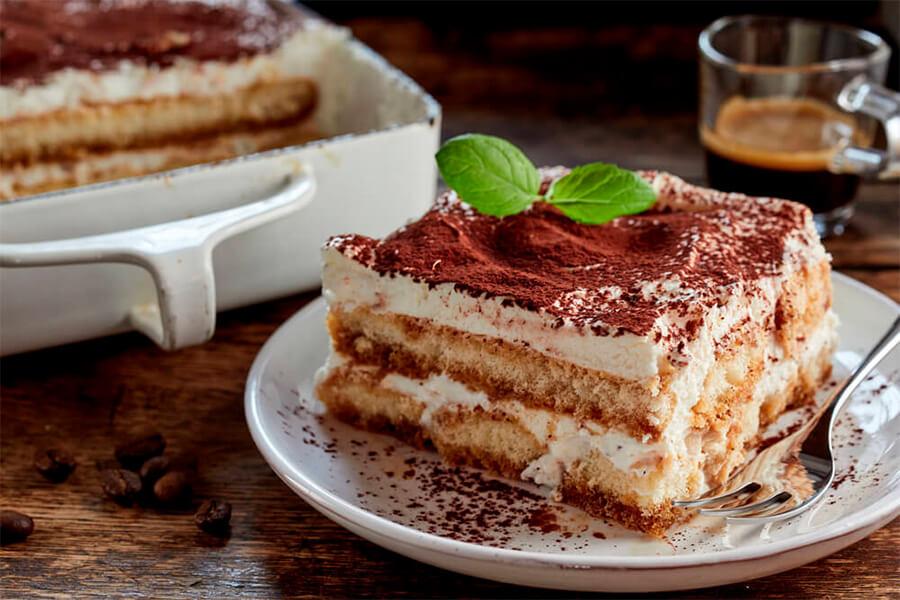 Тірамісу | Світові десерти | Десерти на замовлення Львів