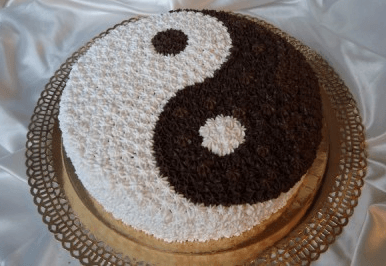 Декор торту кремом | Торт на замовлення у Львові