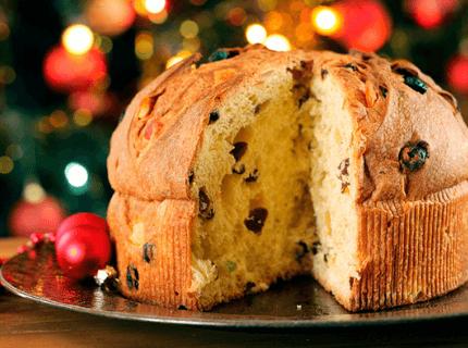 Панеттоне на Різдво   Торт на замовлення у Львові