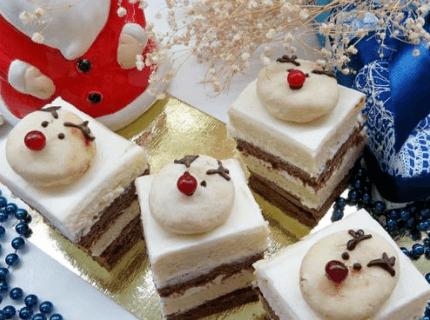 Ідеї солодкого столу на новорічний корпоратив | Торт на замовлення у Львові