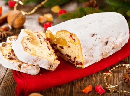 Штоллен на Різдво   Торт на замовлення у Львові