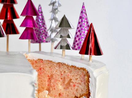 Декор тортів на Новий рік | Торт на замовлення у Львові