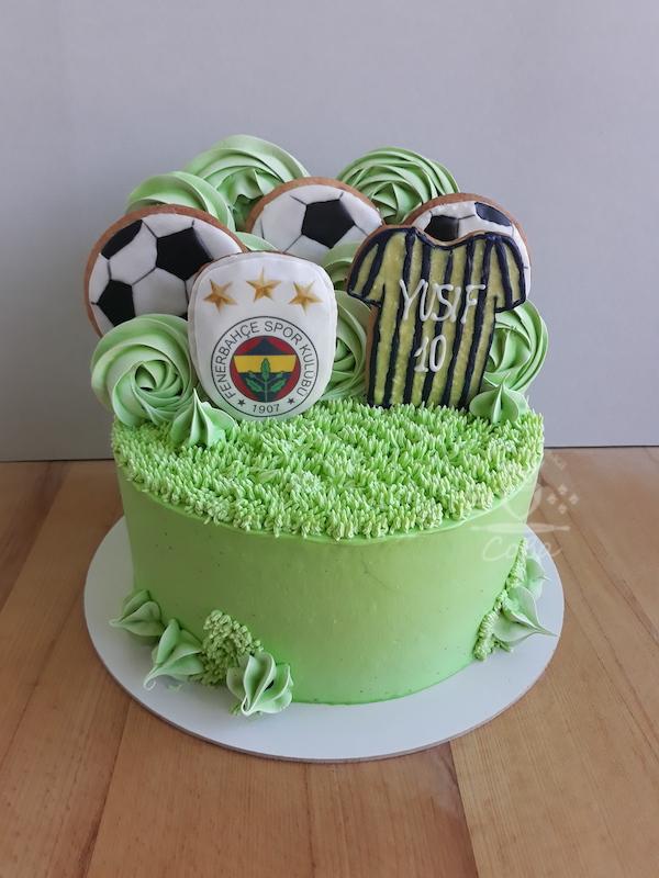 Торт для чоловіка Футбол
