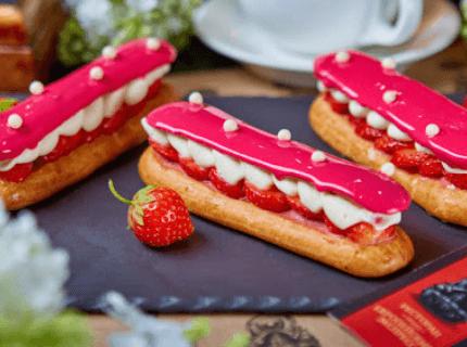 Курд для еклерів | Торт на замовлення у Львові