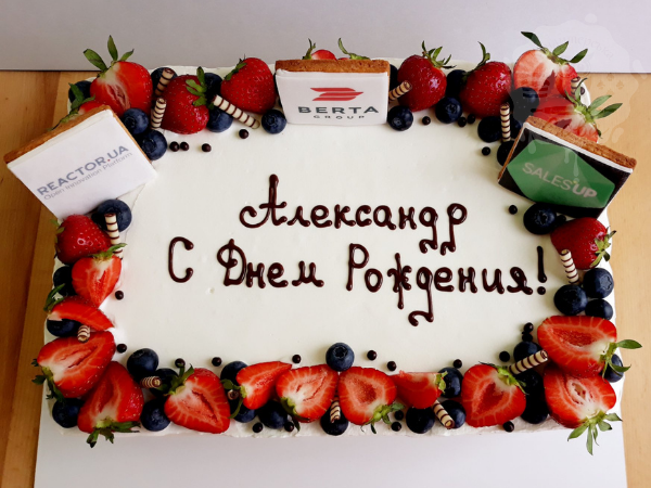 Декор торта для чоловіка | Торт на замовлення у Львові