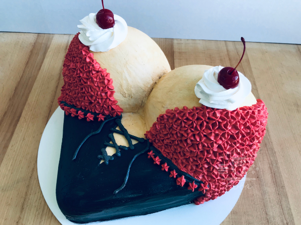 Чоловічий торт на день народження