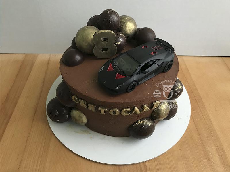 торт для чоловіка на день народження замовити