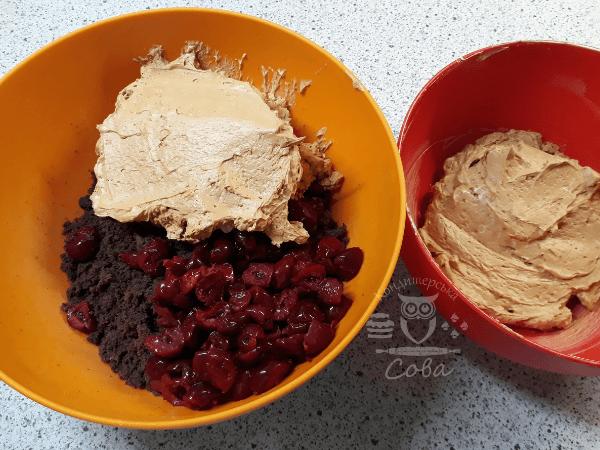Рецепт П'яної вишні | Начинка
