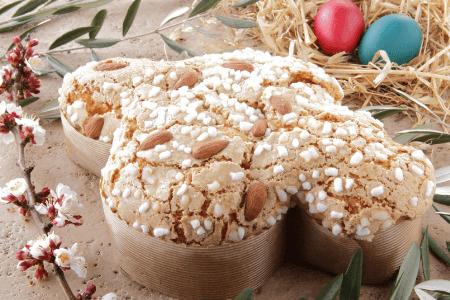 Коломба або Великодній голубиний хліб | Пасхальна випічка країн світу | Великодня випічка | Торт на замовлення у Львові