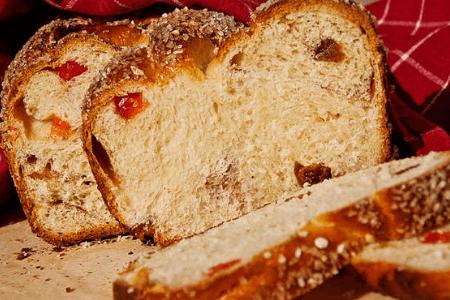 Козунак | Пасхальна випічка країн світу | Великодня випічка | Торт на замовлення у Львові