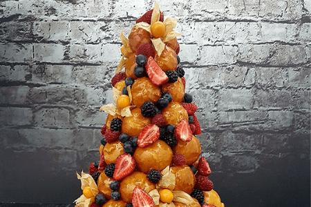 Еклери на випускний | Десерти на випускний | Торт на замовлення у Львові