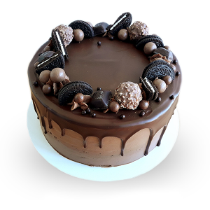 Торт Мега-шоколад на замовлення