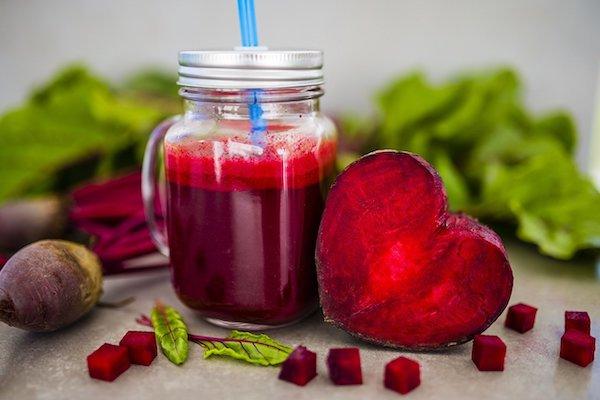 Натуральні харчові барвники: червоний
