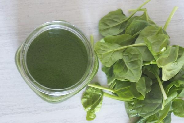 Натуральні харчові барвники: зелений